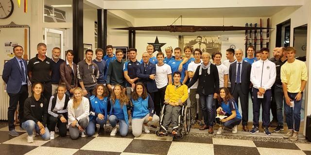 Canottieri Lario squadra e staff
